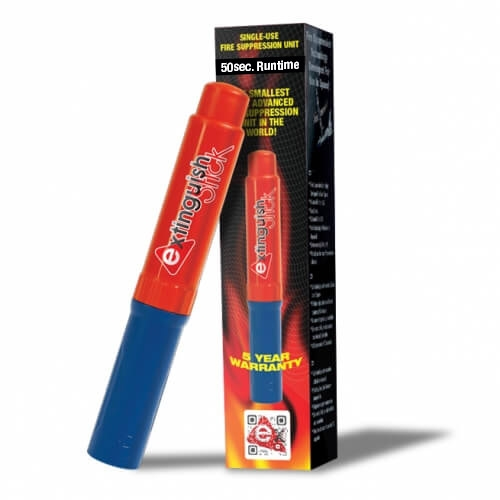fire extinguisher stick
